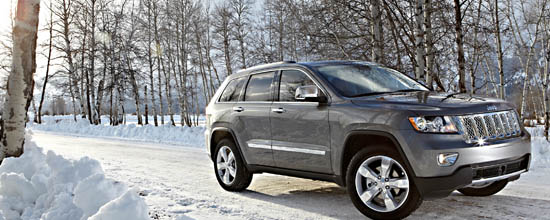 The vehicles have been driven, notes taken, and votes cast. After all was said and done, the Jeep Grand Cherokee earned the top spot in the 2011 NEMPA Winter Driving Awards