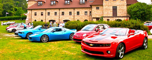For at least the 15th consecutive year, NEMPA's Ragtop Ramble and Crustacean Crawl-our annual thank-you to the carmakers and agencies who work with us-took place in late July. The turnout, in cars and people, was as good as it's ever been.