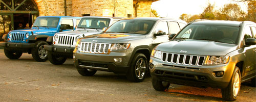 Jeep's re-engineered Grand Cherokee has won more than 30 awards in the past year, including NEMPA's Winter Vehicle of 2011. That award was especially meaningful because New England now buys 22 percent of Jeep production, the most for any region in the United States.