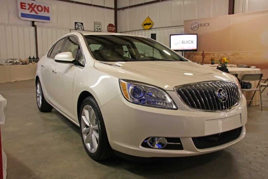 "The 2012 Buick Verano ""in the flesh."""