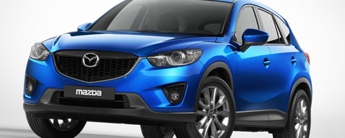 "The Mazda CX-5, a new entry in the hyper-competitive, five-seat compact SUV segment, is notable because it is the first vehicle to benefit from the full scope of Mazda's ""Skyactiv"" technologies, which reduce weight and improve fuel efficiency while enhancing the company's signature Zoom-Zoom driving characteristics."