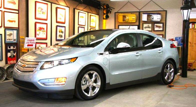 2011 Chevy Volt 1