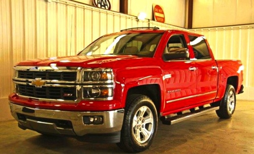 2014 Chevys at Bugsy World Silverado 2