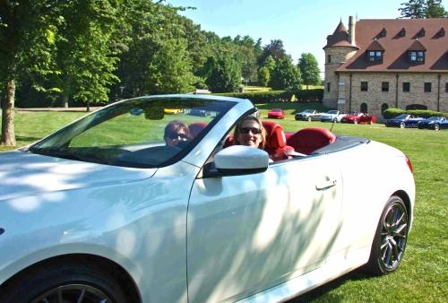 Ragtop Ramble Brings Hot Wheels To New England New England Motor Press Association Nempa