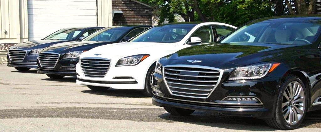 Hyundai introduces gen-two Genesis to NEMPA