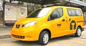 Nissan Taxi 1