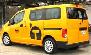 Nissan Taxi 2