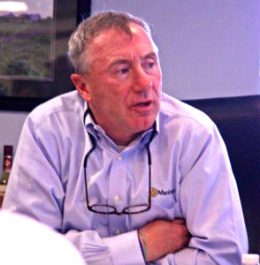 Manheim GM Tim Hoegler