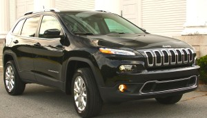 The Cherokee gains a stop-start feature and about one MPG in fuel economy.