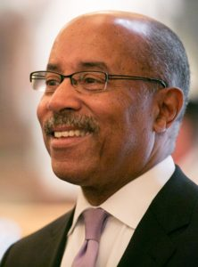 General Motors Vice President Global Design Ed Welburn
