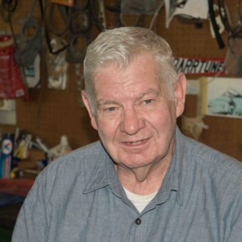 """Roger Barr, ace mechanic on Velocity's """"Chasing Classic Cars."""""""